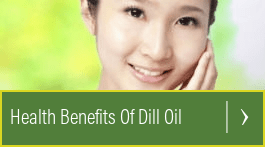 how to use dill essential oil