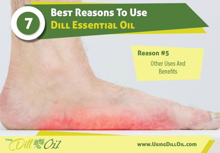 how to use dill oil