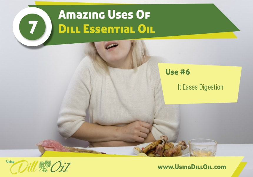dill oil for digestion